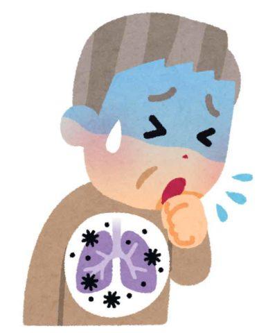 マイコプラズマ肺炎 うつる